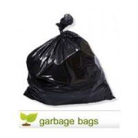 Full garbage bag