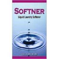 Softner liquid laundry softener