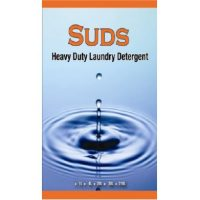 Suds heavy duty laundry detergent
