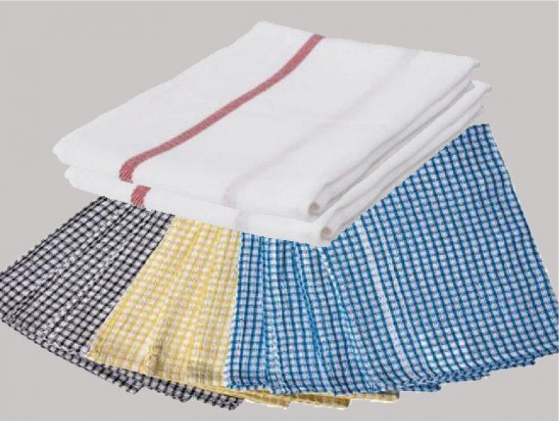 Kitchen towel and tea towels