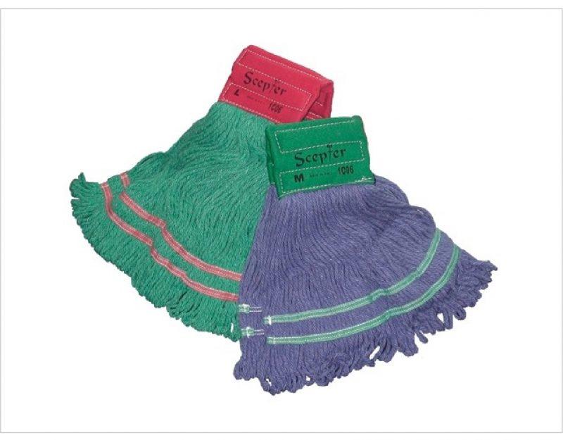 Cotton wet mops