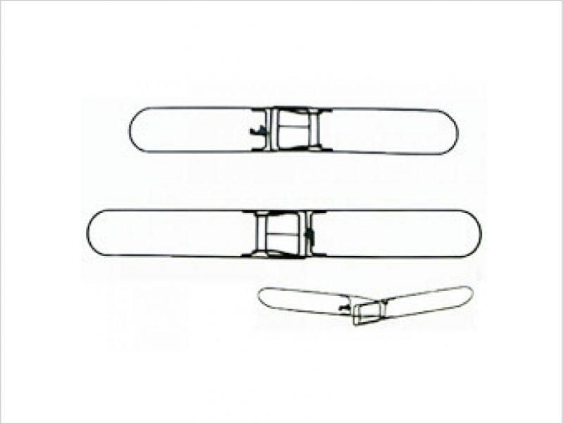 Wet Mop Handle & jaw, Dust Mop Frame & Handle