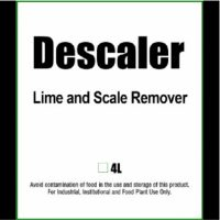 Descaler lime and scale remover